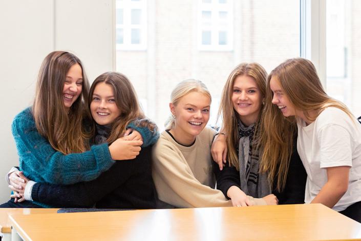Klostermarksskolen 10. klasse - 2